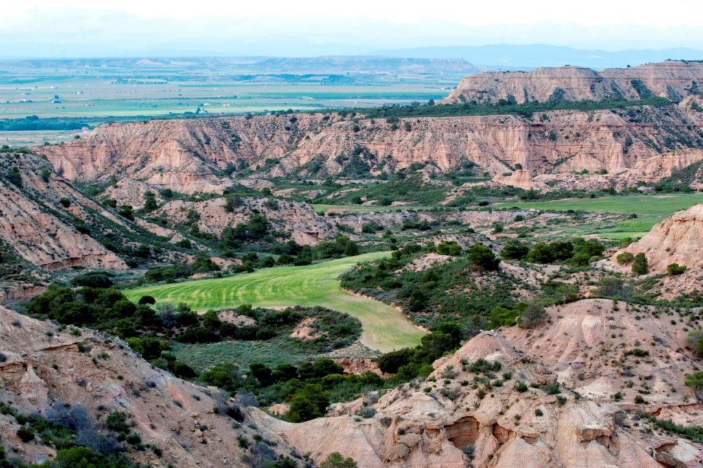 Los Monegros, desierto, ecología y diversión en una sola región