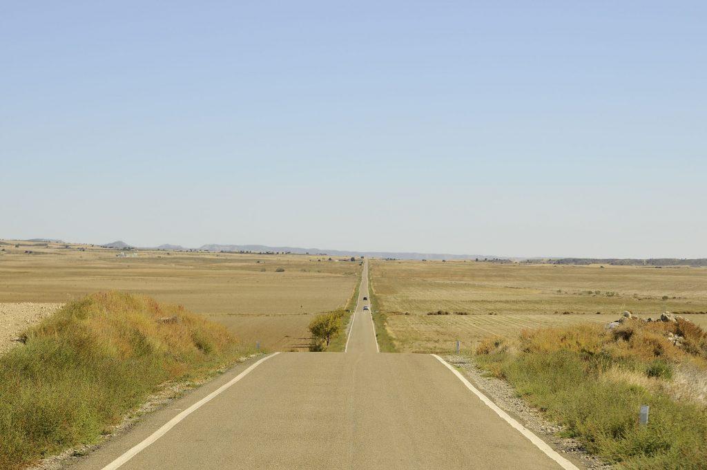Los Monegros y su desierto